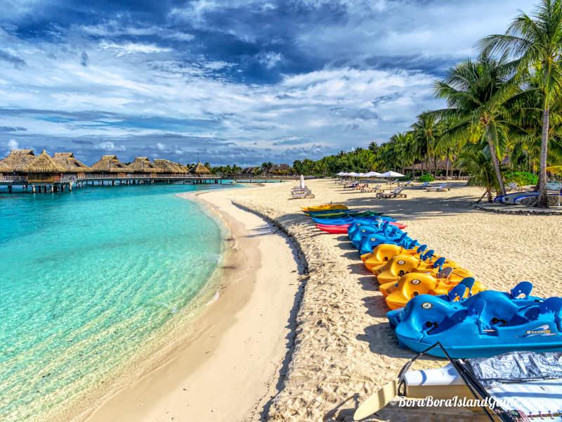 Conrad Bora Bora Nui Activities