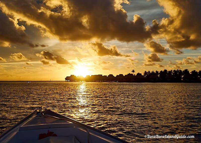 Bora Bora Sunset Cruise   title   your sunset