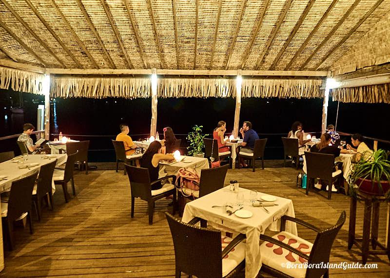 Restaurant St James Bora