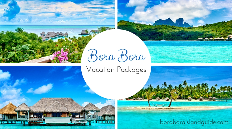 Bora Bora Travel Guide Book