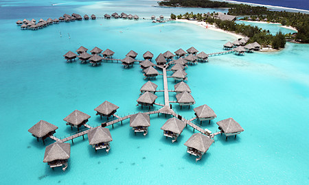 Bora Bora Resorts With Overwater Bungalows