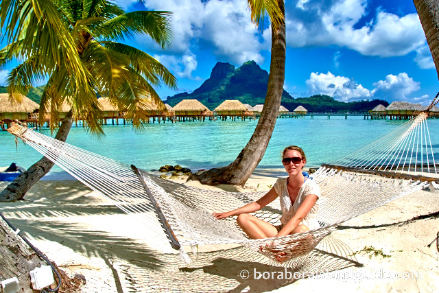 Bora Bora Pearl Beach Resort Beach
