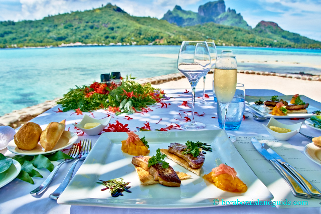 Eating in bora bora for What to buy in bora bora